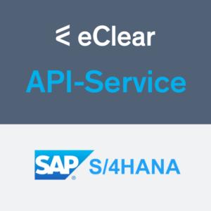 SAP S/4HANA API-Service