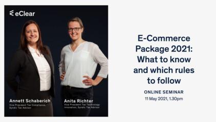 Online seminar E-Commerce Package