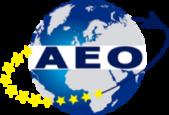 AEO Certified Logo