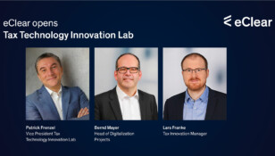 eClear opens Tax Technology Innovation Lab