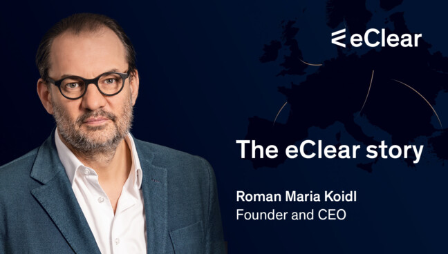 Roman Maria Koidl, The eClear story